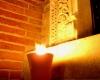 bougie pot torche en terre cuite jardin 110x100mm pour extérieur
